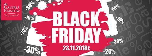 Black Friday w Galerii Piastów