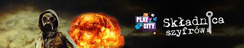 Playcity - Escape Room Składnica Szyfrów