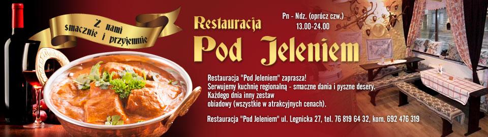 Restauracja pod Jeleniem