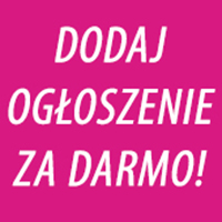 Darmowe ogłoszenia na chojnow.pl!