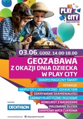 Geozabawa w Play City